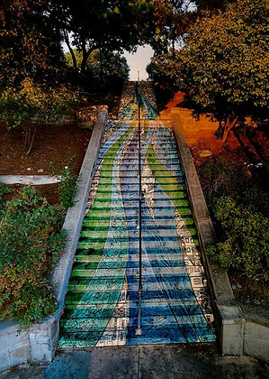 Capitol Stairs, Vallejo CA