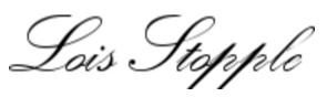 Lois Stopple fine art and design Logo