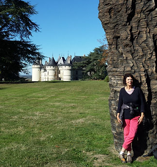 Walking in the Loire Valley