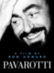 Pavarotti film screening Empress Theatre