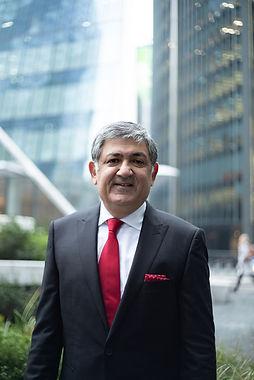 Dr. Amir Jafri Chief Executive