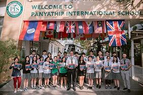 Joyous Race4Good Students Panyathip International School