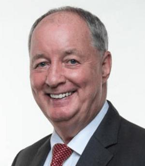 John Gwyn Jones FOBISIA CEO