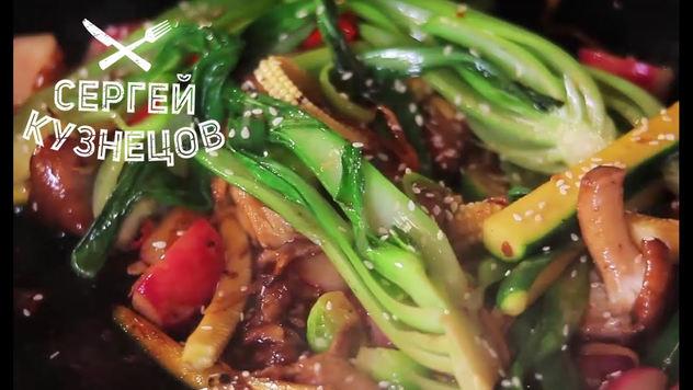 Азиатский стир-фрай