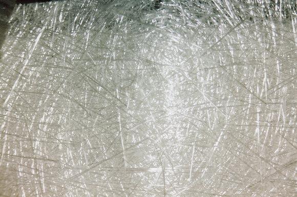 Glasmat 450 g/m² Emulsiegebonden