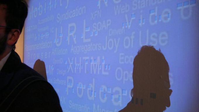 TAG (Interactive Installation, 2010)