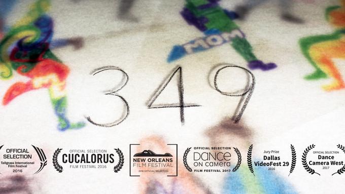 349 (short dance animation, 3:05)