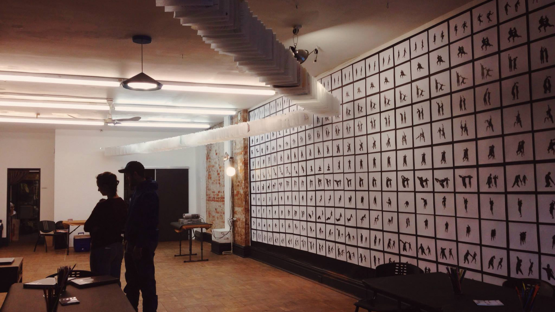 349 (Interactive Installation, 2015)