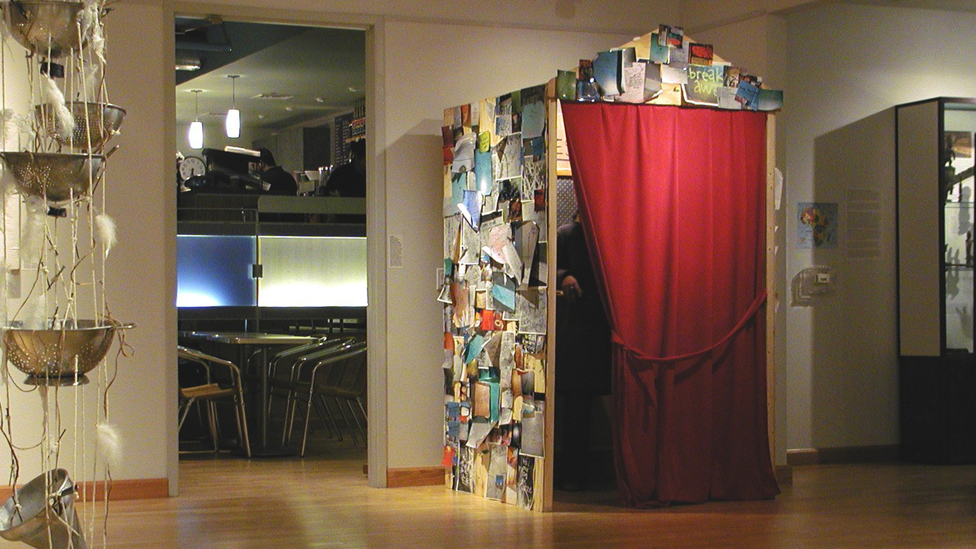 Confessional 2006 (Interactive Installation, 2006)