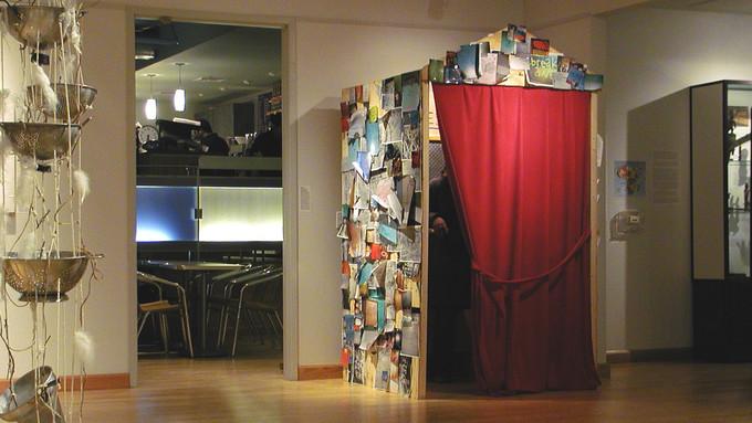 Confessional 2006 (Interactive Installation, 2006)