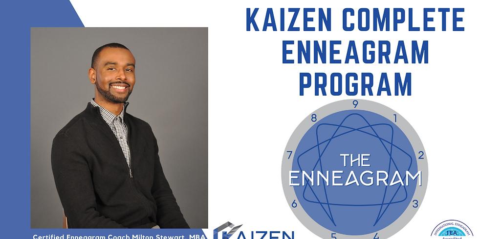 Kaizen Complete Enneagram Prograam