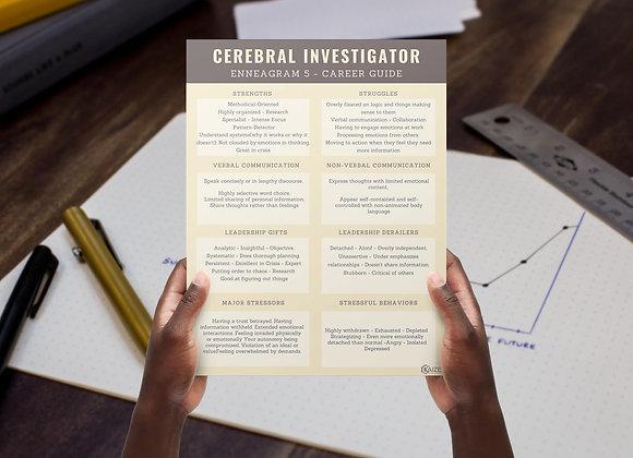 Enneagram 5 Career Guide