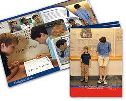 Collegiate School- brochure