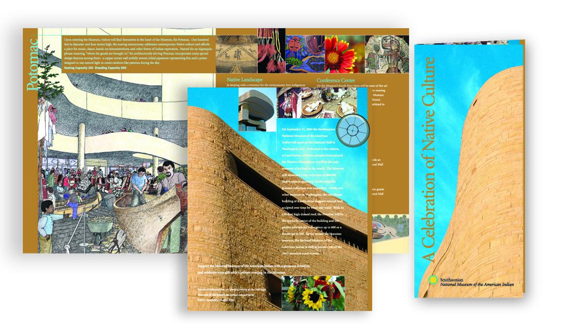 Indian Museum - brochure