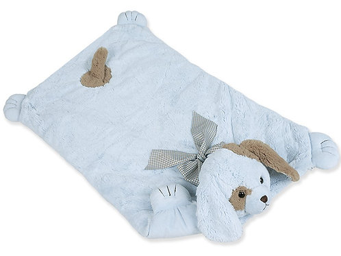 Bearington Baby Waggles Belly Blanket