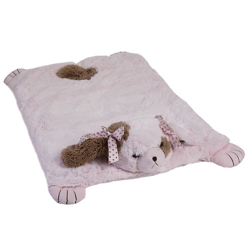 Bearington Baby Lil Waggles Belly Blanket
