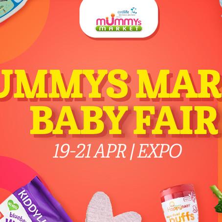 Kendamil @ Mummys Market Baby Fair & Lazada Baby Fair 19-21 April 2019