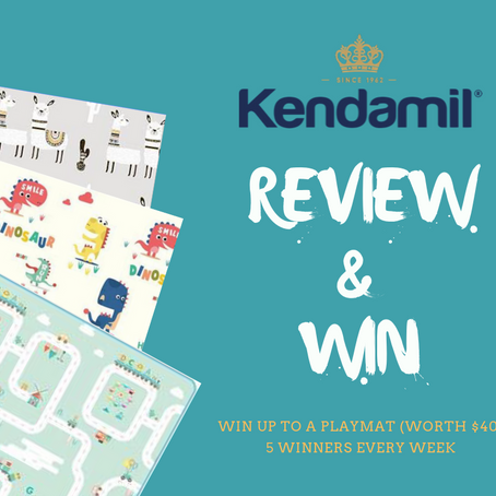 Kendamil Review & Win!