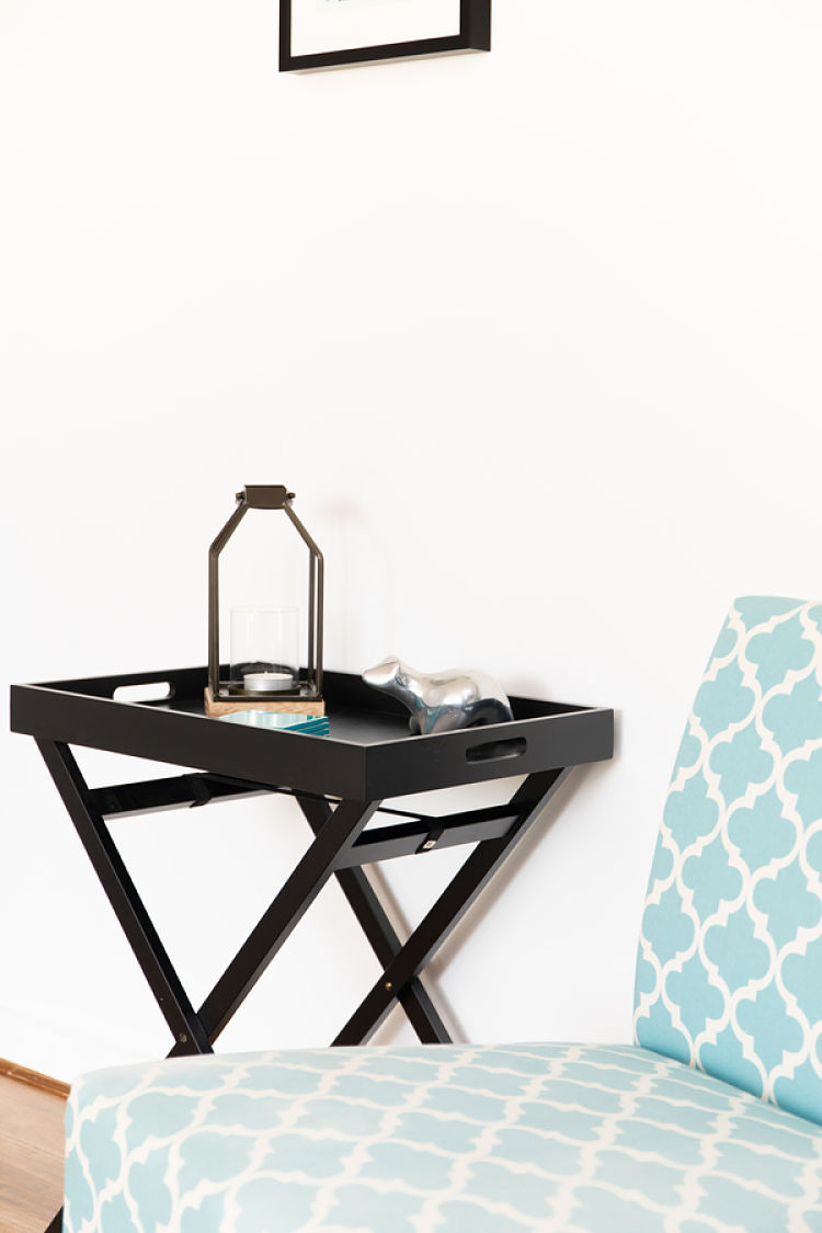 Arm Chair and side table - PONDER Cottag