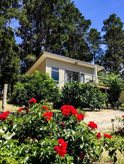 Garden Setting - UNWIND Cottage