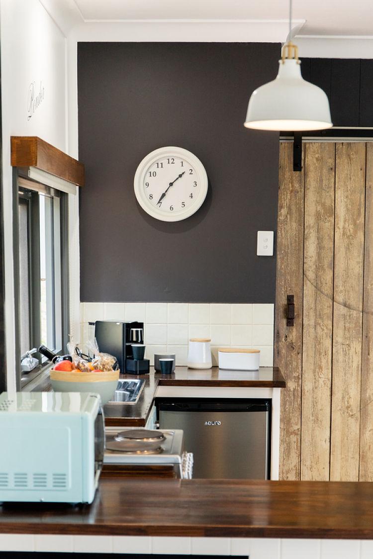 Kitchen Details - PONDER Cottage