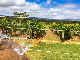 Beach Road Wines McLaren Vale restaurant