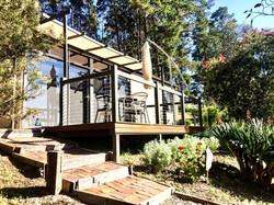 Garden Setting - PONDER Cottage