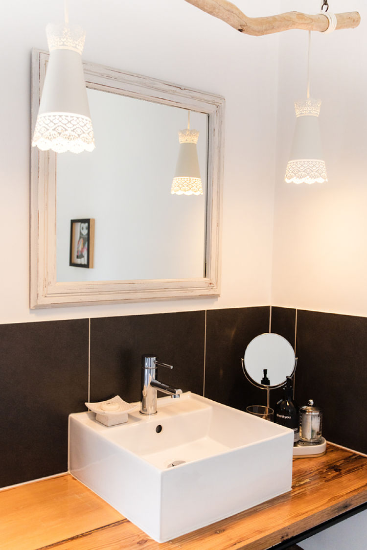 Bathroom Basin  - UNWIND Cottage