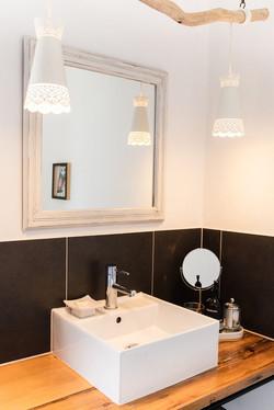 Bathroom Basin  - UNWIND Cottage