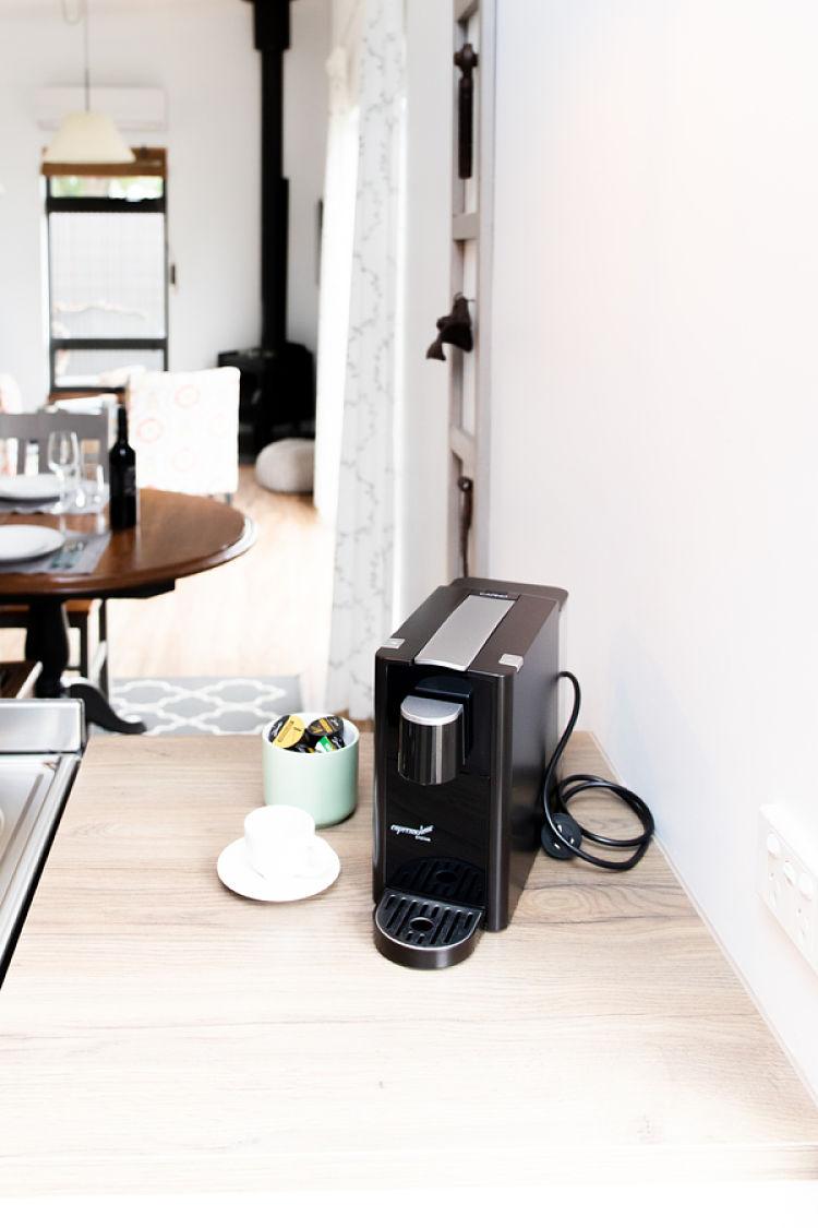 Coffee pod machine - RELISH Cottage