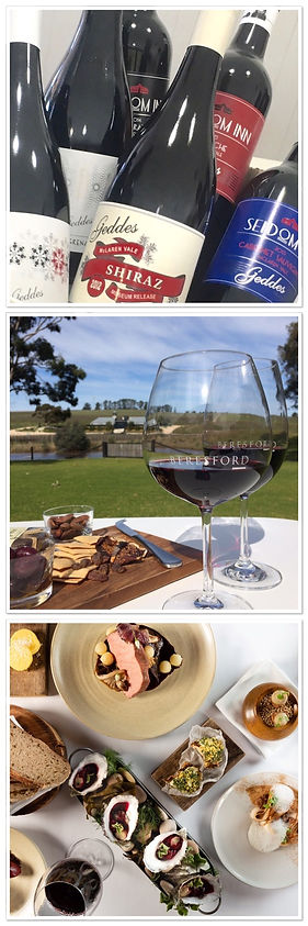 Geddes Wines Beresford and Woodstock Win