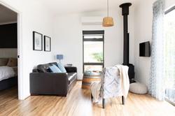 Living Area - UNWIND Cottage