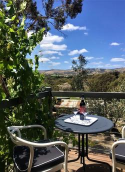 Views from deck - UNWIND Cottage