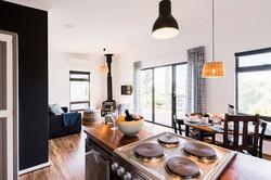 Open Plan  - UNWIND Cottage