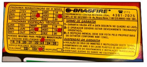 Brasfire Equipamentos contra Incêndio