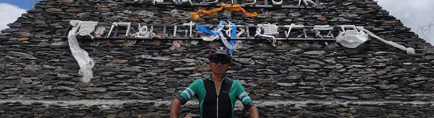 2018年征服5130米的西藏東達山
