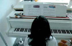 Piano lesson in Abbotsford