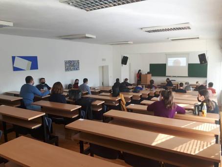 Одржано предавање Татјане Јурић на тему јапанске експанзије у Источној Азији