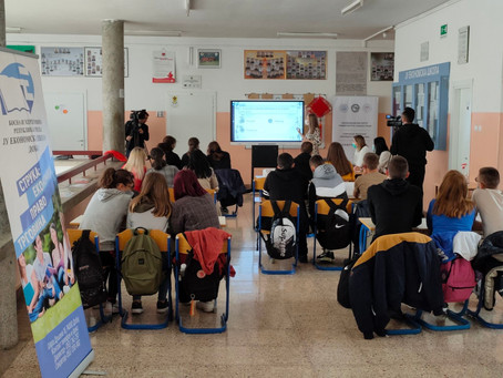 A Chinese Culture Quiz Held for Second School Students from Banja Luka, Srbac and Doboj