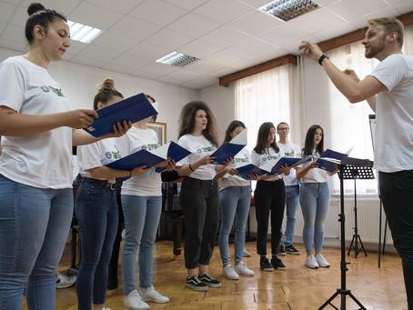 孔子学院参加世界音乐日活动