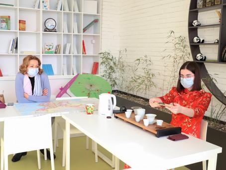 巴尼亚卢卡孔子课堂庆祝春节