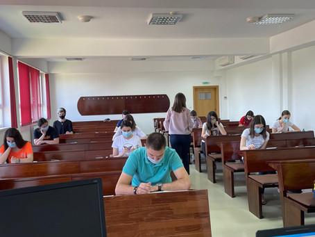 На Конфуцијевом институту организован испит ХСК