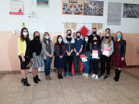 Talks About the Opening of a Confucius Classroom in Doboj