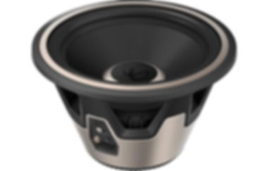conserto alto falante Subwoofer Yamaha