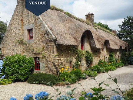 Propriété de caractère à Inzinzac-Lochrist vendue par Maisons de Bretagne , agence immobilière en Morbihan