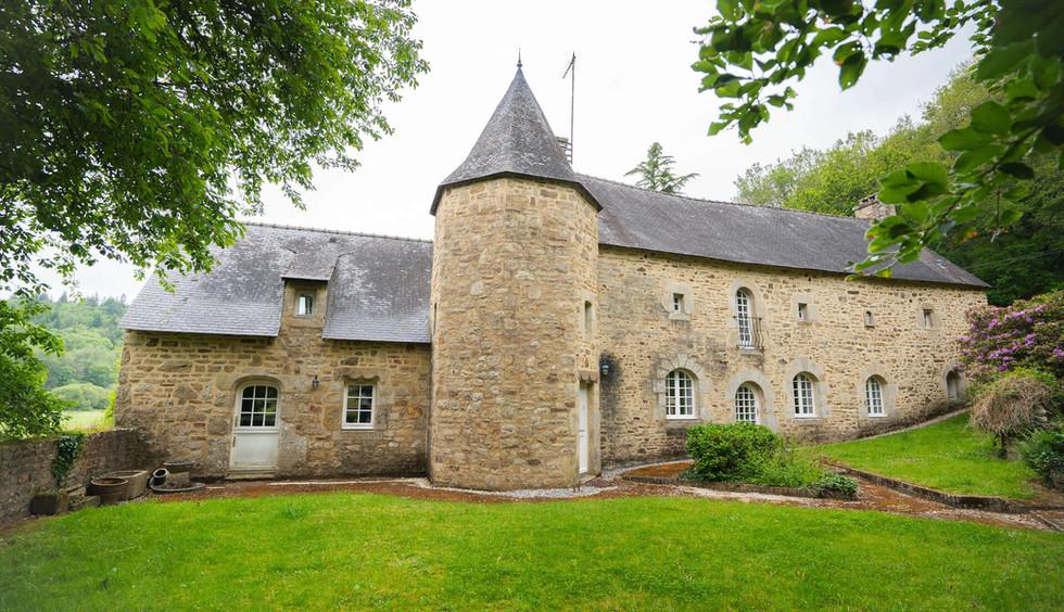 Maison de Caractère à vendre à Cleguer Morbihan  bretagne sud | maisondebretagne.com