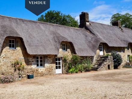 Propriété de caractère à Languidic vendue par Maisons de Bretagne , agence immobilière en Morbihan