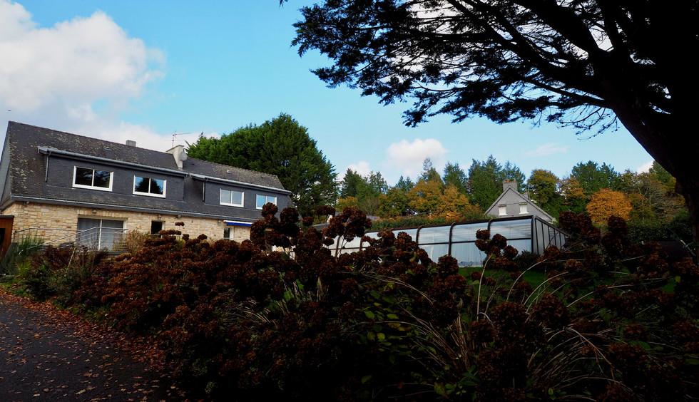 Maison familiale de 220m2 5 chambres à vendre Immobilier Maisons de Bretagne