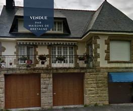 Maison familiale Inzinzac Morbihan