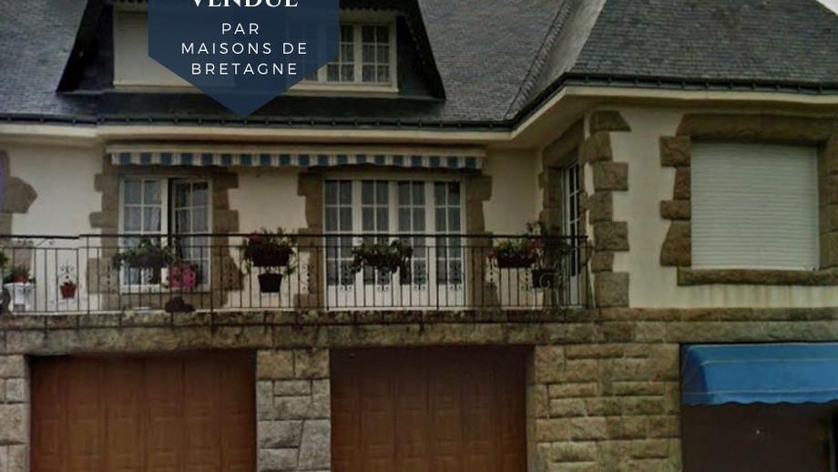 Maison à Inzinzac